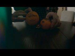 Любовная история двух апельсинов.
