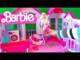 Барби Уборка дома Челси на сорила серия 6 Приключения Барби на русском