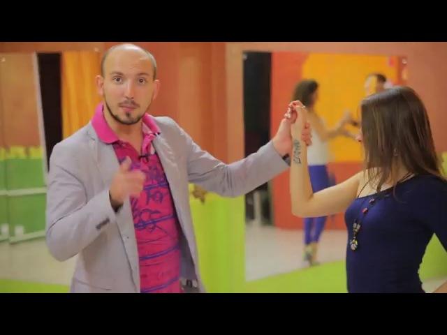 Школа танцев_ Бачата 6 урок