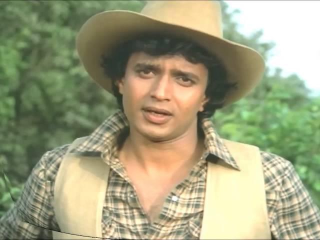 Aaiya Aaiya Yaa Tujhko Ghula Biya - Mithun Chakraborty