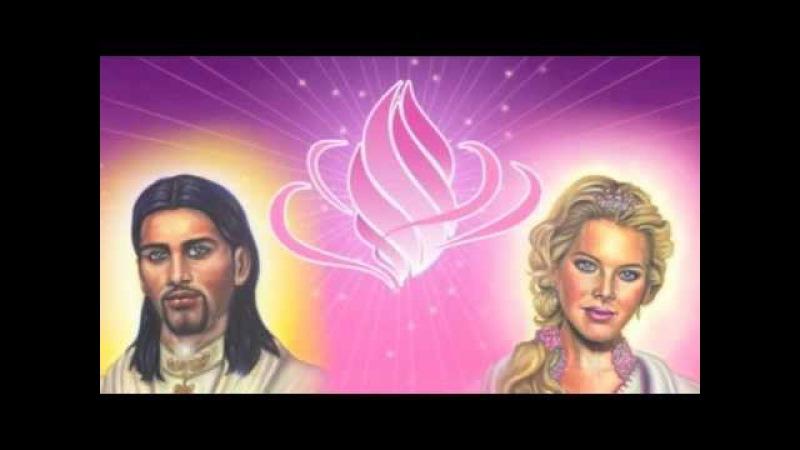 7 Золотой Век: Иисус принес Свет, Сен-Жермен - Божественную Чистоту, Акаша приносит Любовь ♥