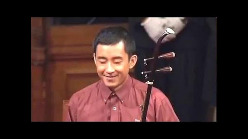 Chinese Instrumental Music【5】《戰馬奔騰》高韶青-【二胡】Chinese Erhu.