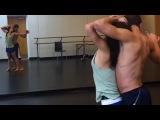 Step Up Revolution Rehearsal - Ryan Guzman &amp Kathryn McCormick