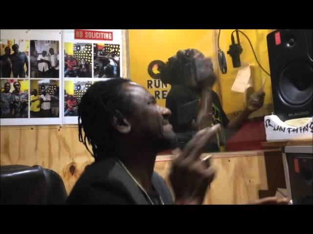 Capleton voicing Lock off heart Beat Dub for Run Things Intl Wayne Lonesome Sound