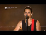 30 Seconds To Mars - MTV World Stage Malaysia 2011