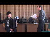 Юрий Шишкин-Мастер-класc в Казахстане ( II )