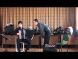 Юрий Шишкин-мастер-класc в Казакстане ( I )