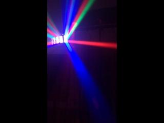 Involight NL410 дискотечный световой эффект