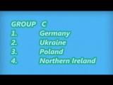 Евро 2016 (Франция)  Жеребьёвка финальной стадии UEFA