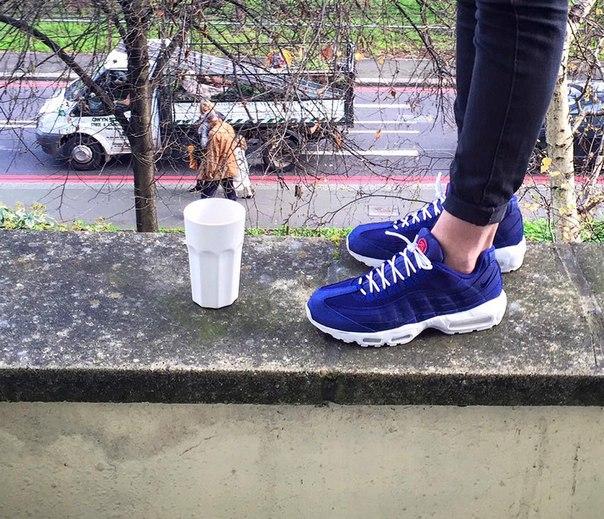 Nike Air Max 95 X Stussy