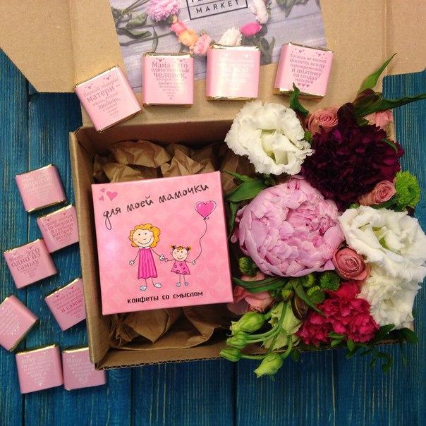 Фото подарки для мамы на день рождения своими руками