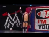 [#НОЧНОЙРЕСТЛИНГ!] The Miz vs. United States Champion Santino Marella - Beat The Clock Challenge - WWE RAW 4-30-12