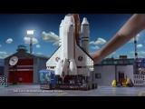 LEGO CITY 60080 Kосмодром