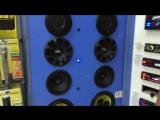 Тест-сравнение AZ-13 SPL POWER GR-654 vs ORIS GR-654(сравнение в стенде от магнитолы без усилителя)- выводы делать Вам...