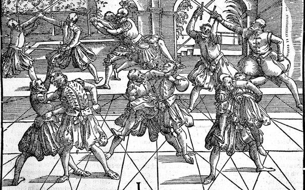 полигон средневековых боевых искусств