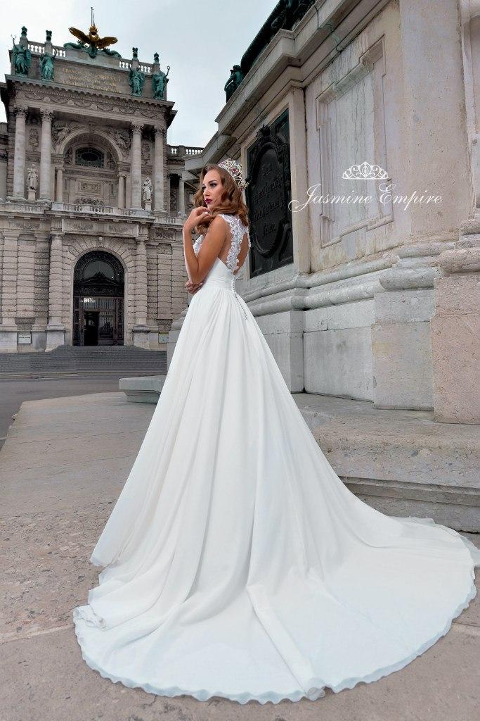 Свадебные платья лето 2017