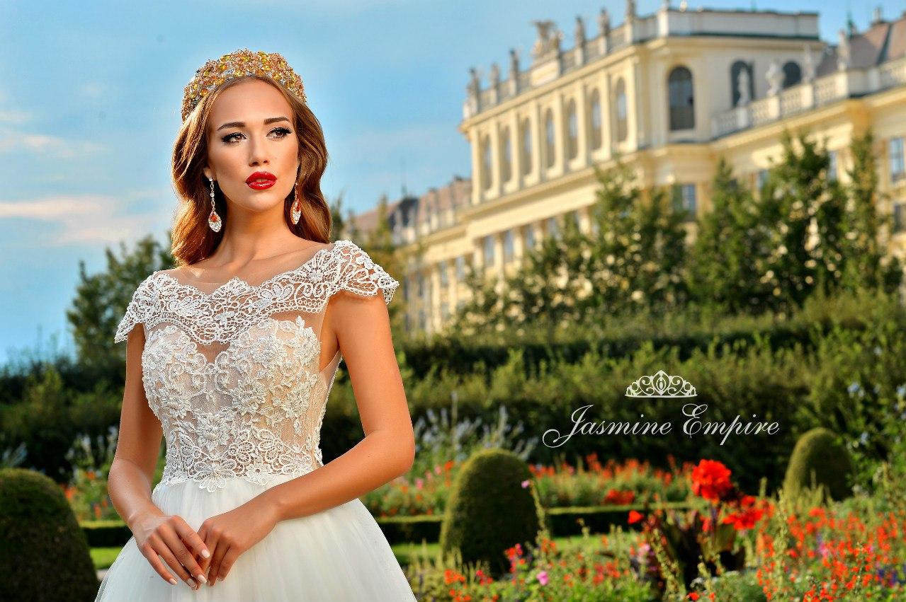Свадебные платья Jasmine Empire
