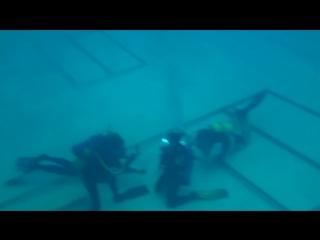 Тест съемки под водой. До 6 метров. Телефон Sony xperia Z1 обзор. Veryvery.ru