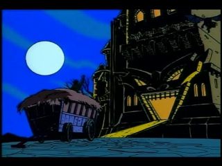 Байки Хранителя Склепа 1 сезон 3 серия / Tales from the Cryptkeeper 1x03 (1993 – 1999) Приятный крик