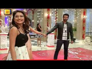 Kumkum Bhagya : Abhi is Dancing WIth His Friend At Party , Pragya Will Lost The Challenge