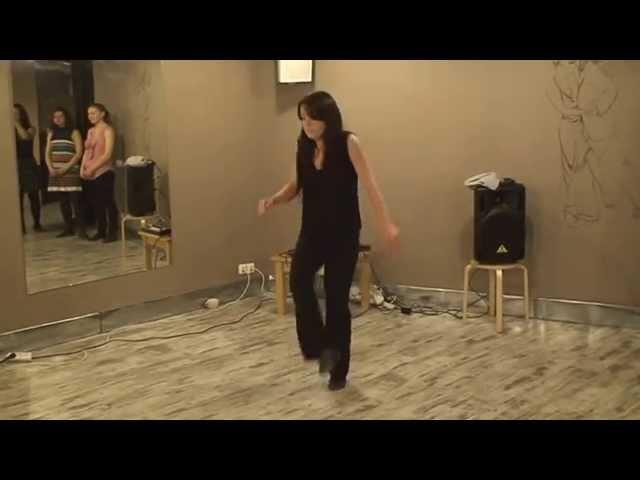 Emma O'Sullivan's sean-nos performance