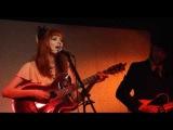 Karen Elson - 'Lunasa' 'Cruel Summer' Live At Third Man Records, Nashville