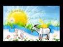 В Мире Животных - Как говорят животные - Коза и Козлята ( живые звуки )