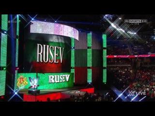WWE Monday Night RAW 14.09.2015 (Часть 7)
