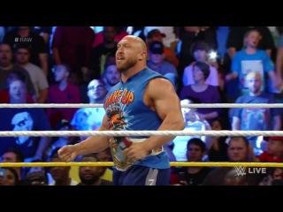 WWE Monday Night RAW 14.09.2015 (Часть 6)
