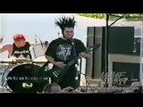 Static-x - Push it Live 1999 WAAF TV, LocoBazooka Festival, Worcester, Green Hill Park