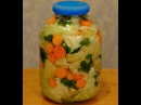 КАК МАРИНОВАТЬ КАПУСТУ НА ЗИМУ / HOW pickled cabbage in winter