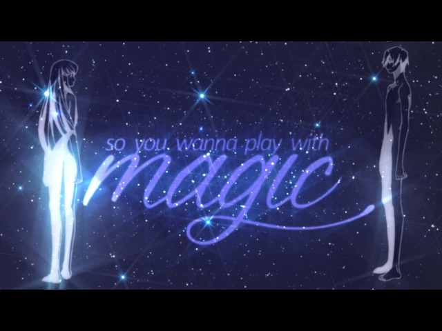 H❤S「AXS」 MDS 绫 Pr㊛ ▸ Play with magic 2K