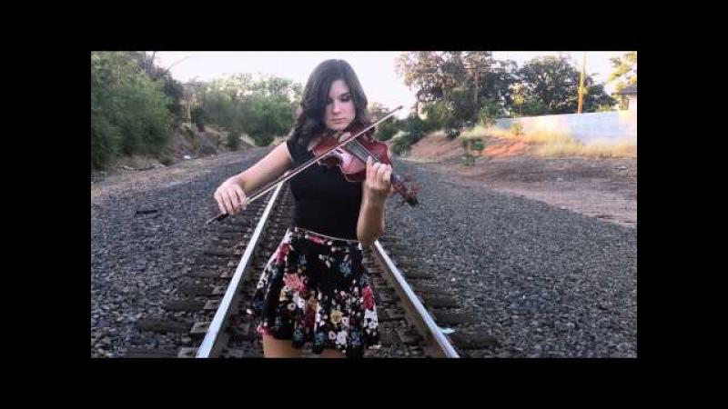 Paradise Violin Cover - Coldplay - Laurel Shoop