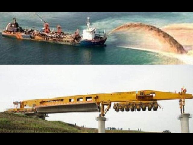 Asia's largest dredger 'Tian Jing Hao',China to carry huge island building project in Spratlys.