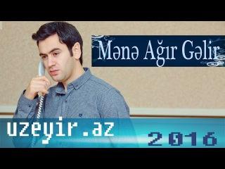Uzeyir Mehdizade - Mene Agir Gelir ( 2016 audio )