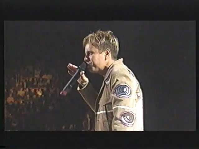 Андрей Губин - Забытый тобой (Новогодняя дискотека 1998)