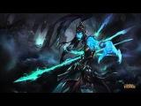 Kalista Russian Voice - Русская Озвучка Калисты - League of Legends
