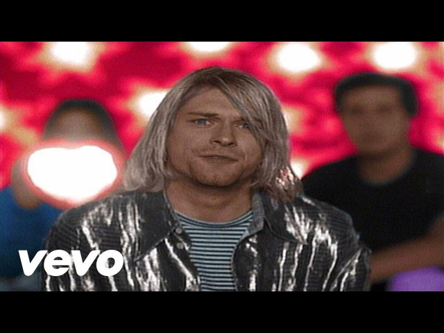 Nirvana - Heart-Shaped Box (Directors Cut)