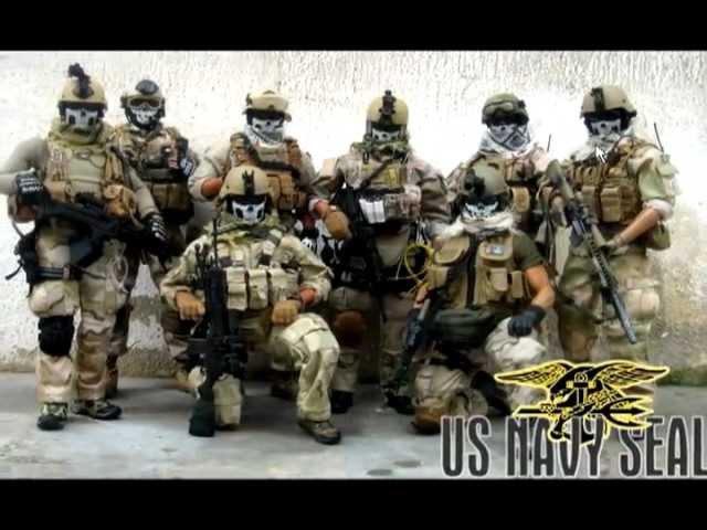 SEAL Team 6 kill Osama bin Laden