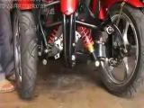 TILTING THREE WHEELS , Honda Vario 125