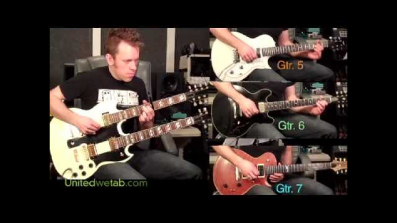 Eagles - Hotel California Guitar Cover (Truly Epic!)