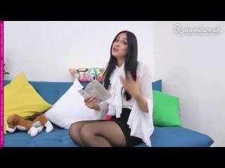 Helen shows these Gatta tights