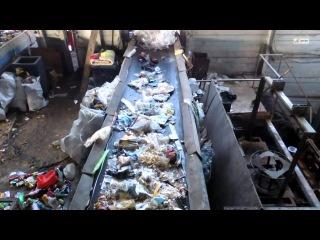 Деньги-мусор-деньги. Как работает полигон по утилизации бытовых отходов.