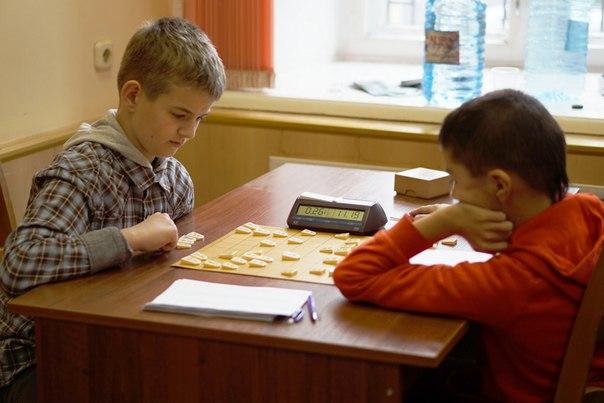 Финальный поединок детского турнира: Иван Марцев - Титовец Владислав