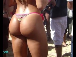 JUJU SALIMENI NA PRAIA   Brazilian Girls vk.com/braziliangirls