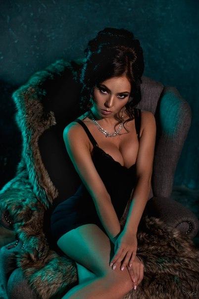 Модель: Кира Петрова