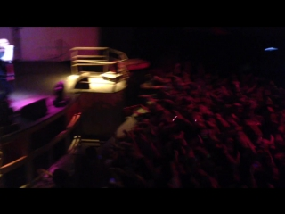 Oxxxymiron - Детектор Лжи (Клуб АРС Саратов 2015)