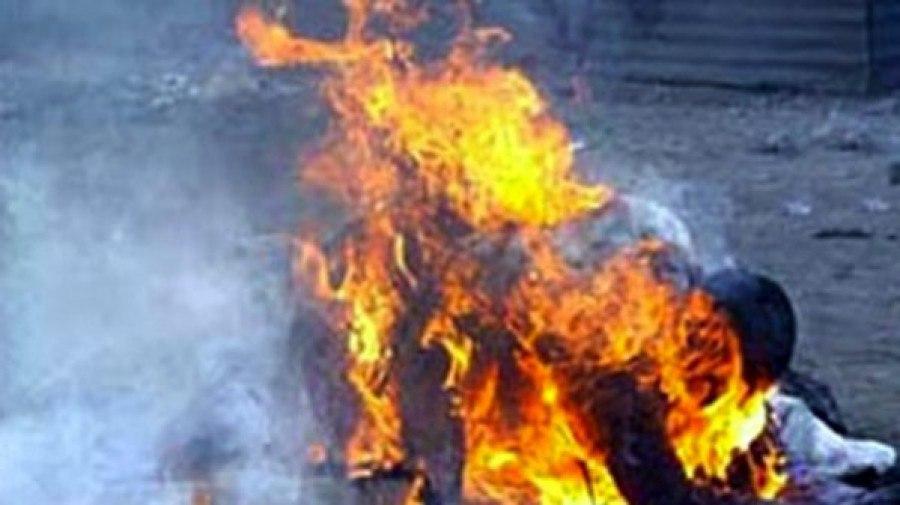 В Таганроге женщина убила брата сожителя, а после сожгла его труп