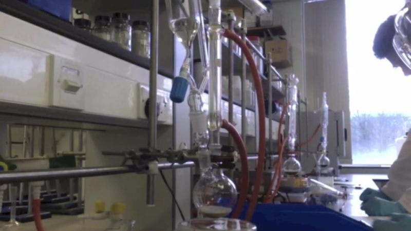 Making Grignard Reagent