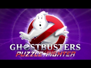 Ghostbusters: Puzzle Fighter (Trailer)